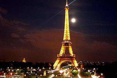 Франция. Парииж