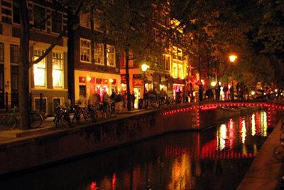 Голландия. Амстердам
