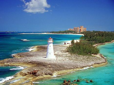 Карибские острова. Маяк на острове мечты