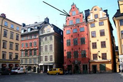 Швеция. Стокгольм