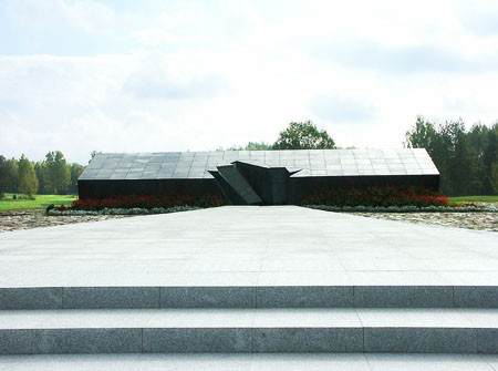 Мемориальный комплекс Хатынь